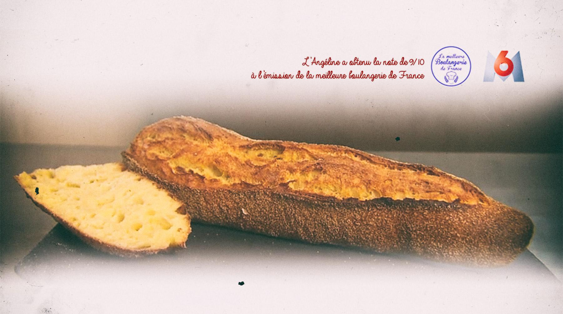 """Nous sommes passés dans l'émission """"la meilleure boulangerie de france"""" !"""